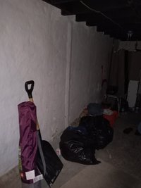 25x15 Basement self storage unit