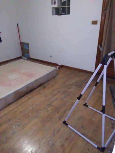 14x15 Bedroom self storage unit