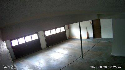 30x22 Garage self storage unit