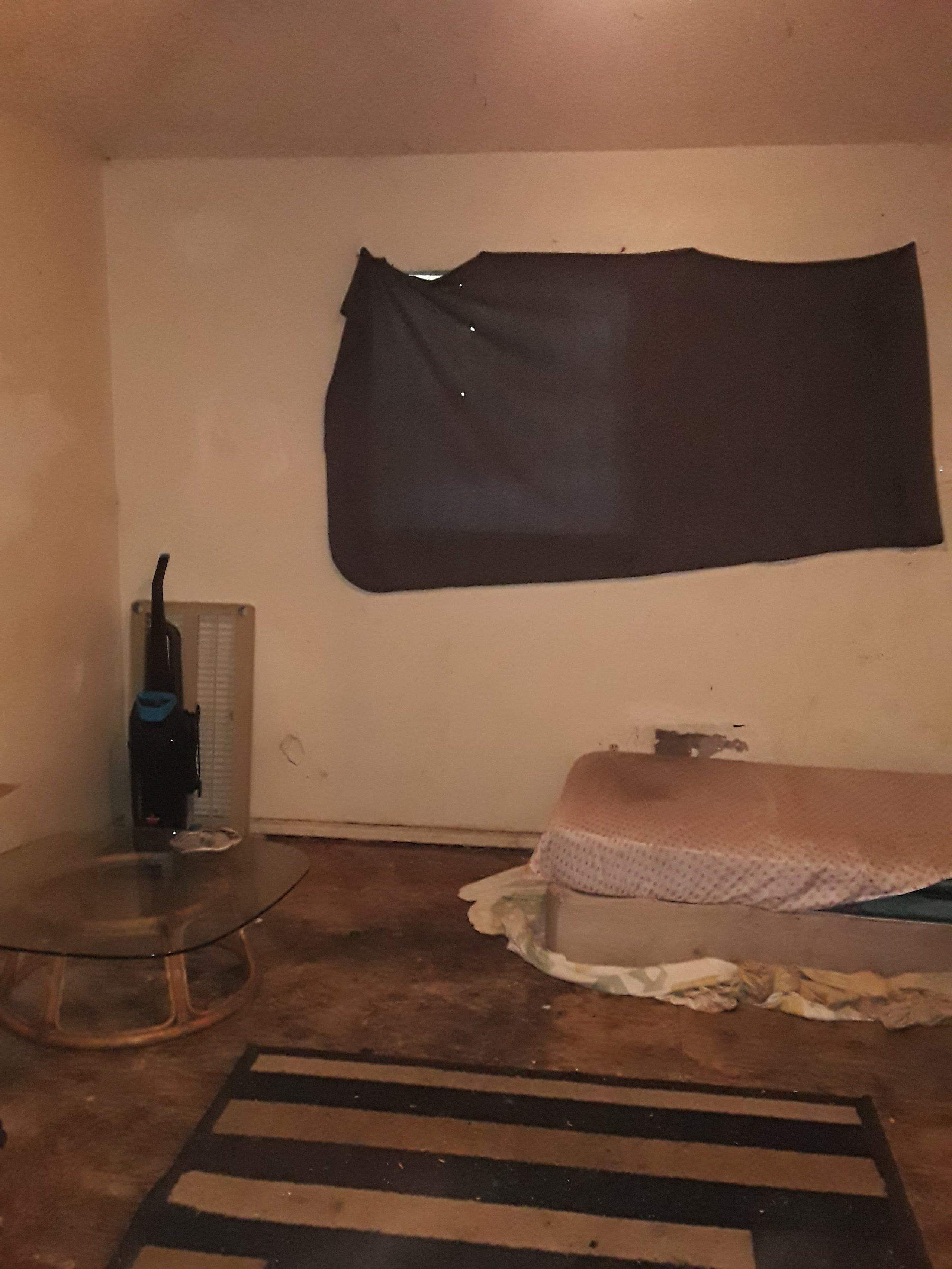 20x100 Bedroom self storage unit