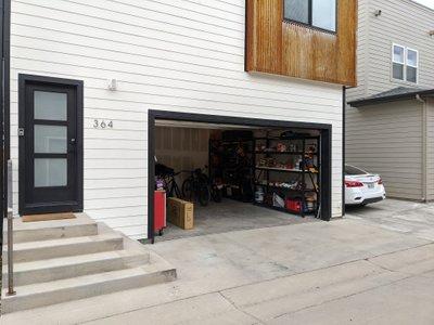 20x26 Garage self storage unit