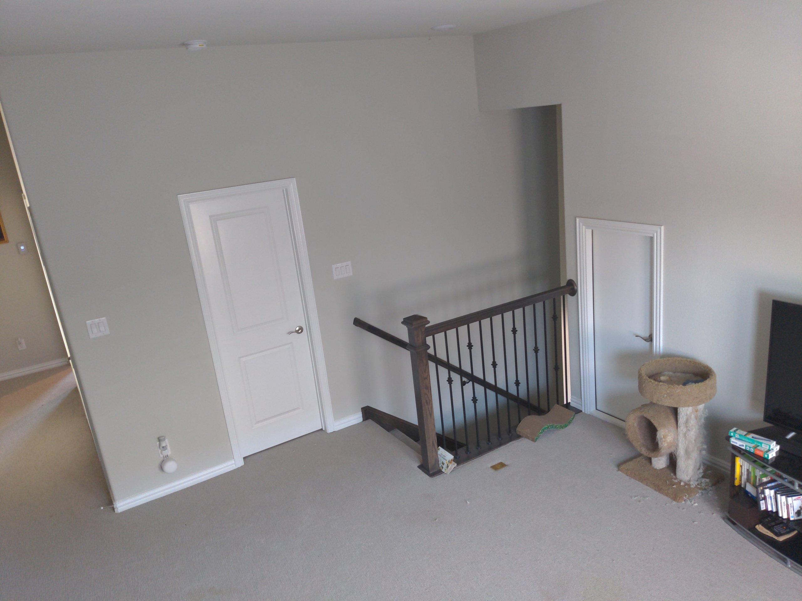 7x6 Bedroom self storage unit