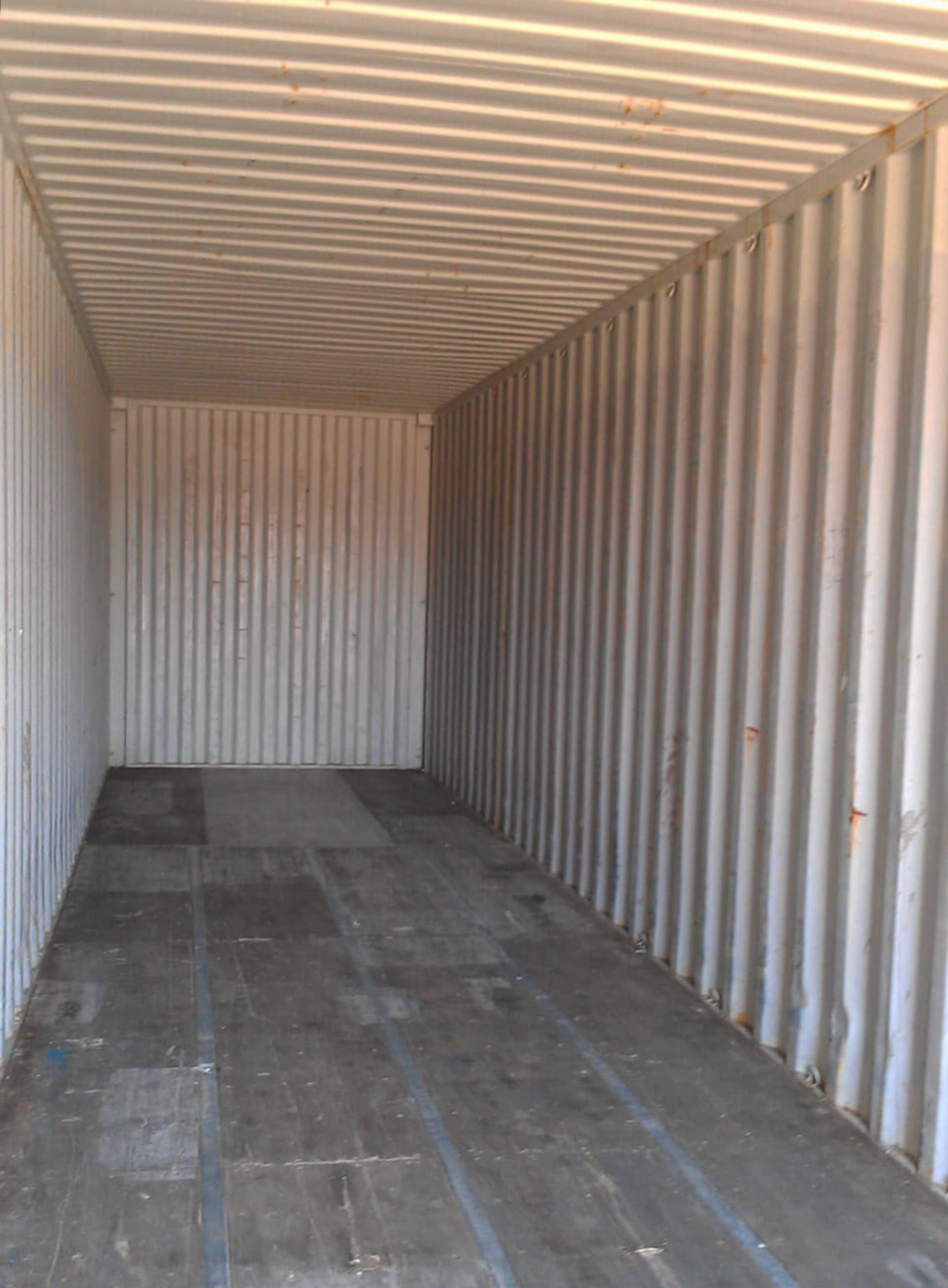 30x8 Shipping Container self storage unit