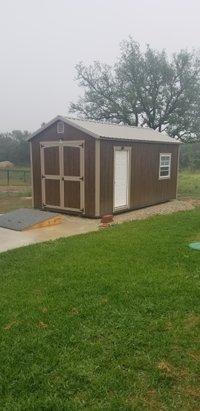 23x20 Garage self storage unit