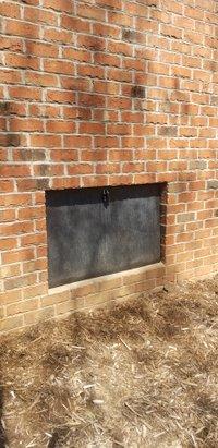10x10 Basement self storage unit