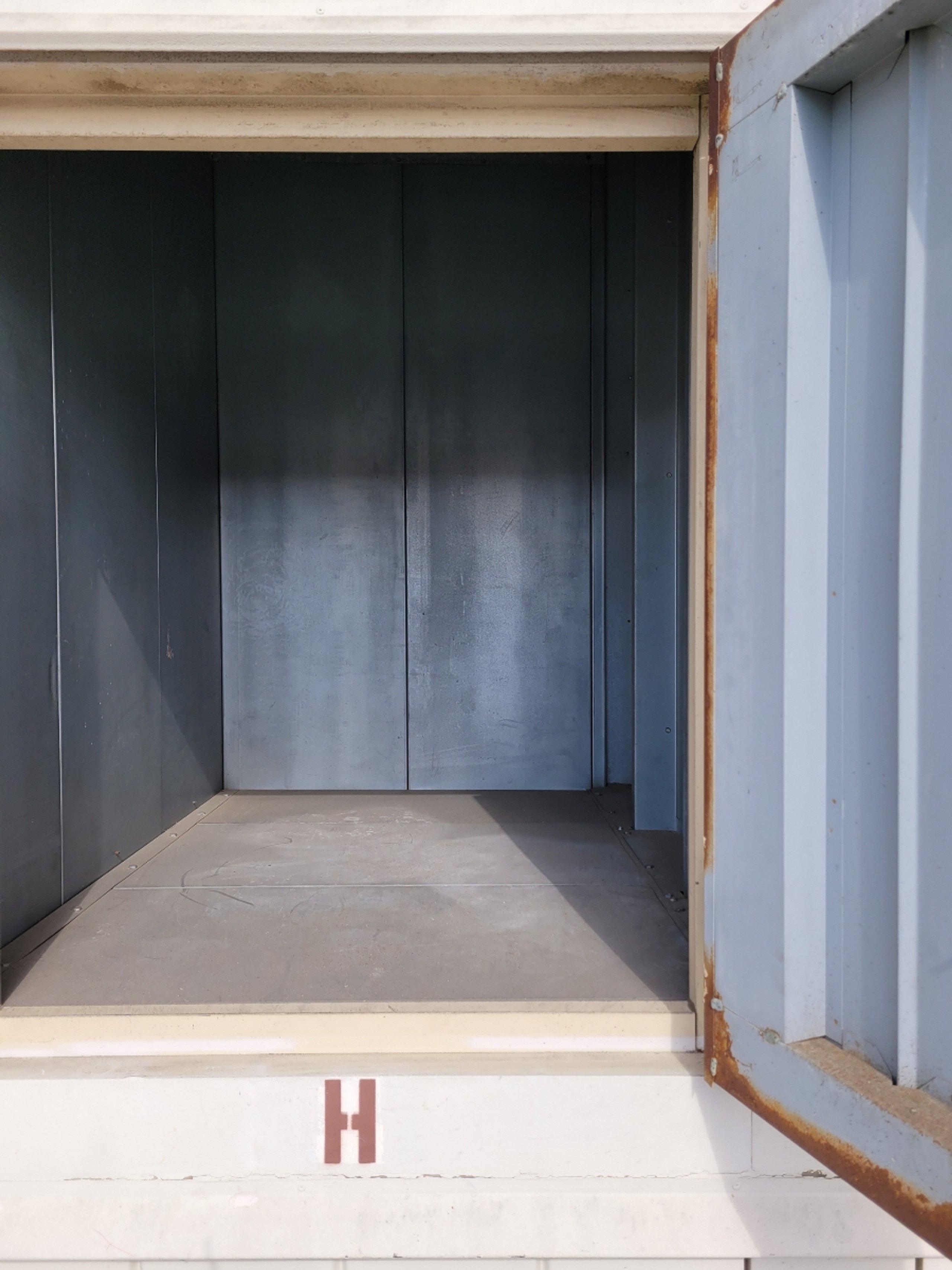 4x4 Self Storage Unit self storage unit