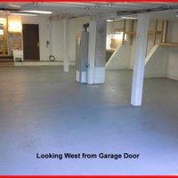 40x28 Garage self storage unit