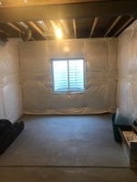 15x12 Basement self storage unit