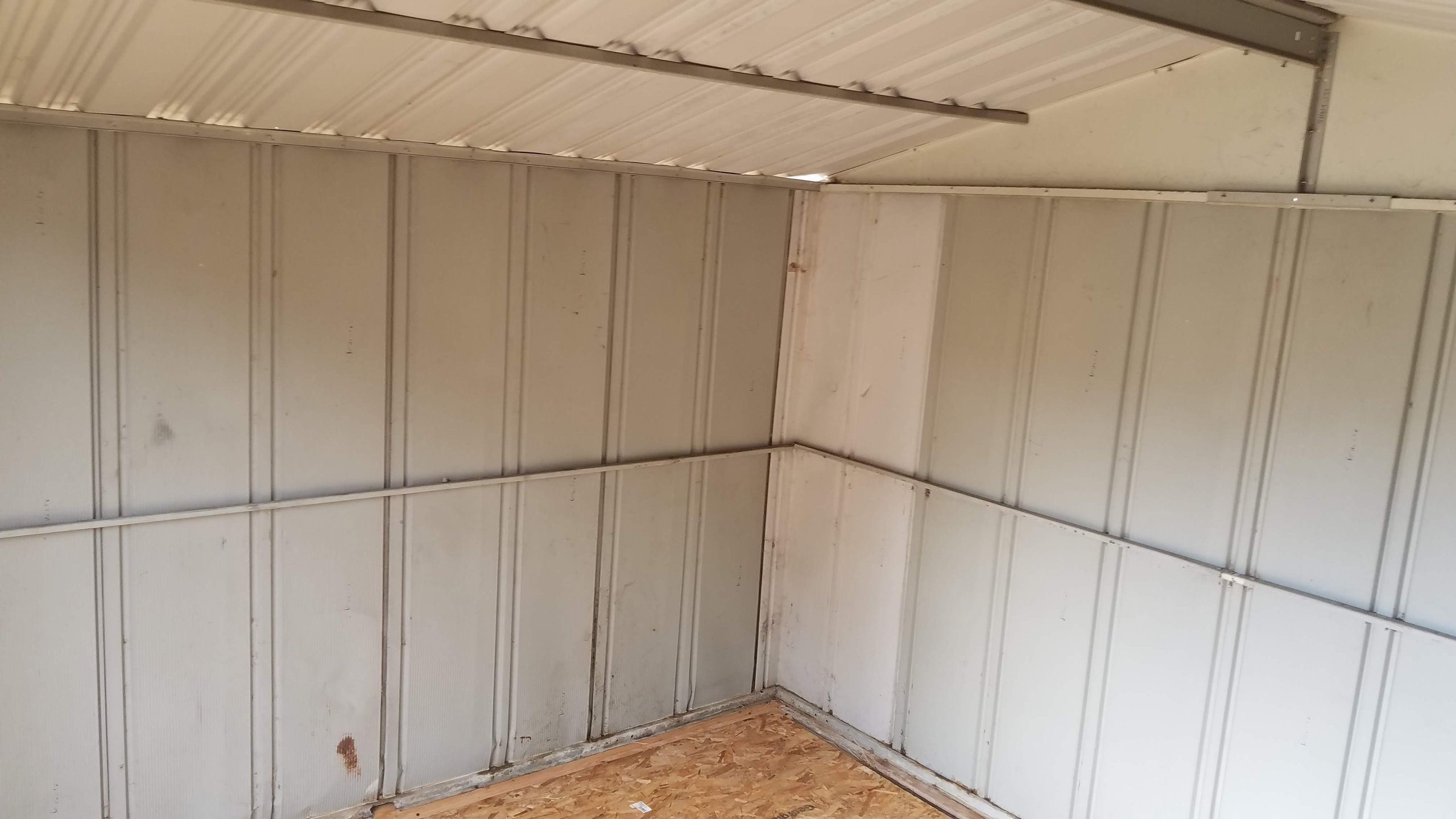 9x8 Other self storage unit