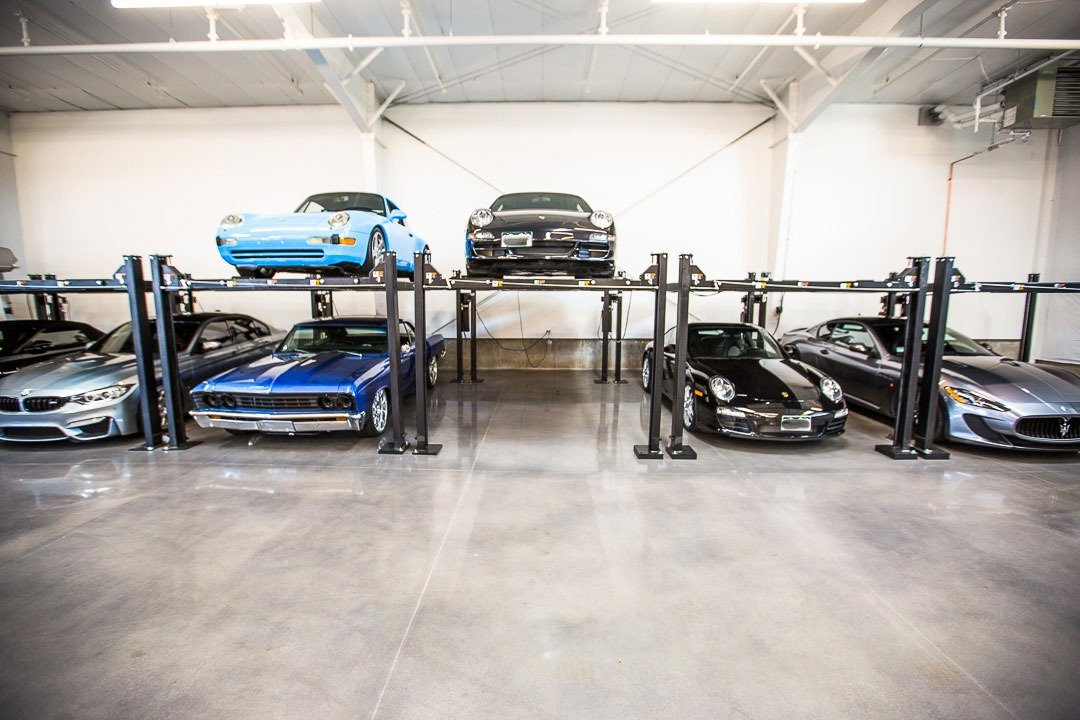 20x9 Warehouse self storage unit