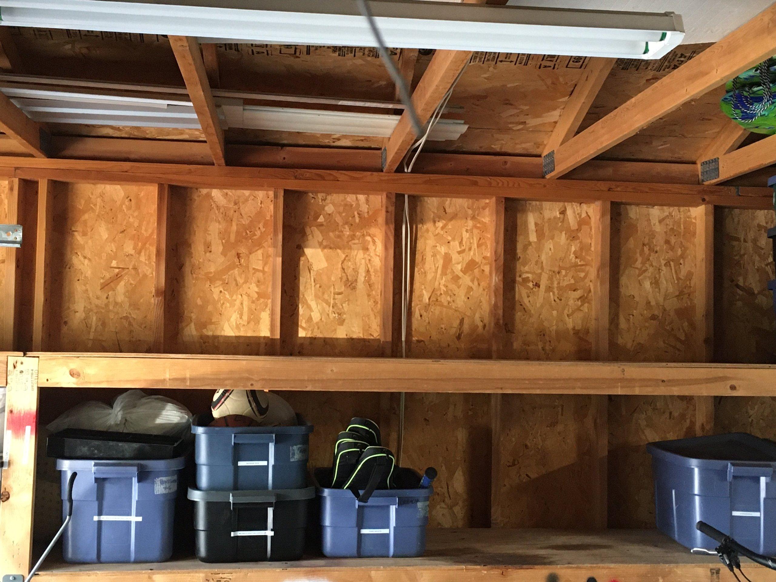 2x8 Garage self storage unit