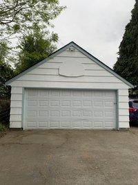 23x19 Garage self storage unit