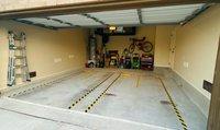 13x8 Garage self storage unit