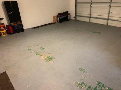 20x19 Garage self storage unit