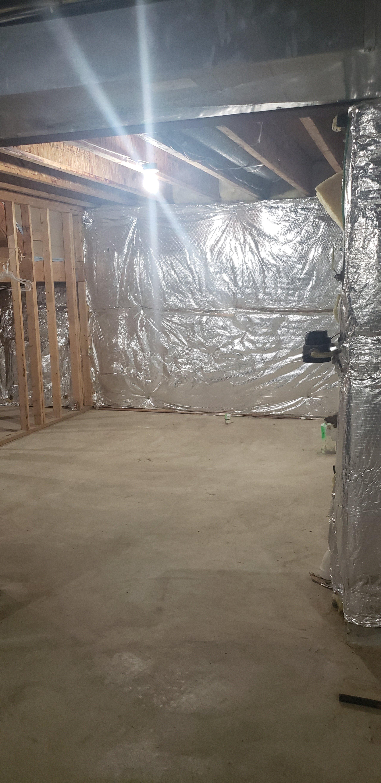 11x11 Basement self storage unit