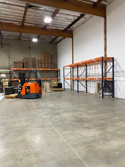 6x6 Warehouse self storage unit