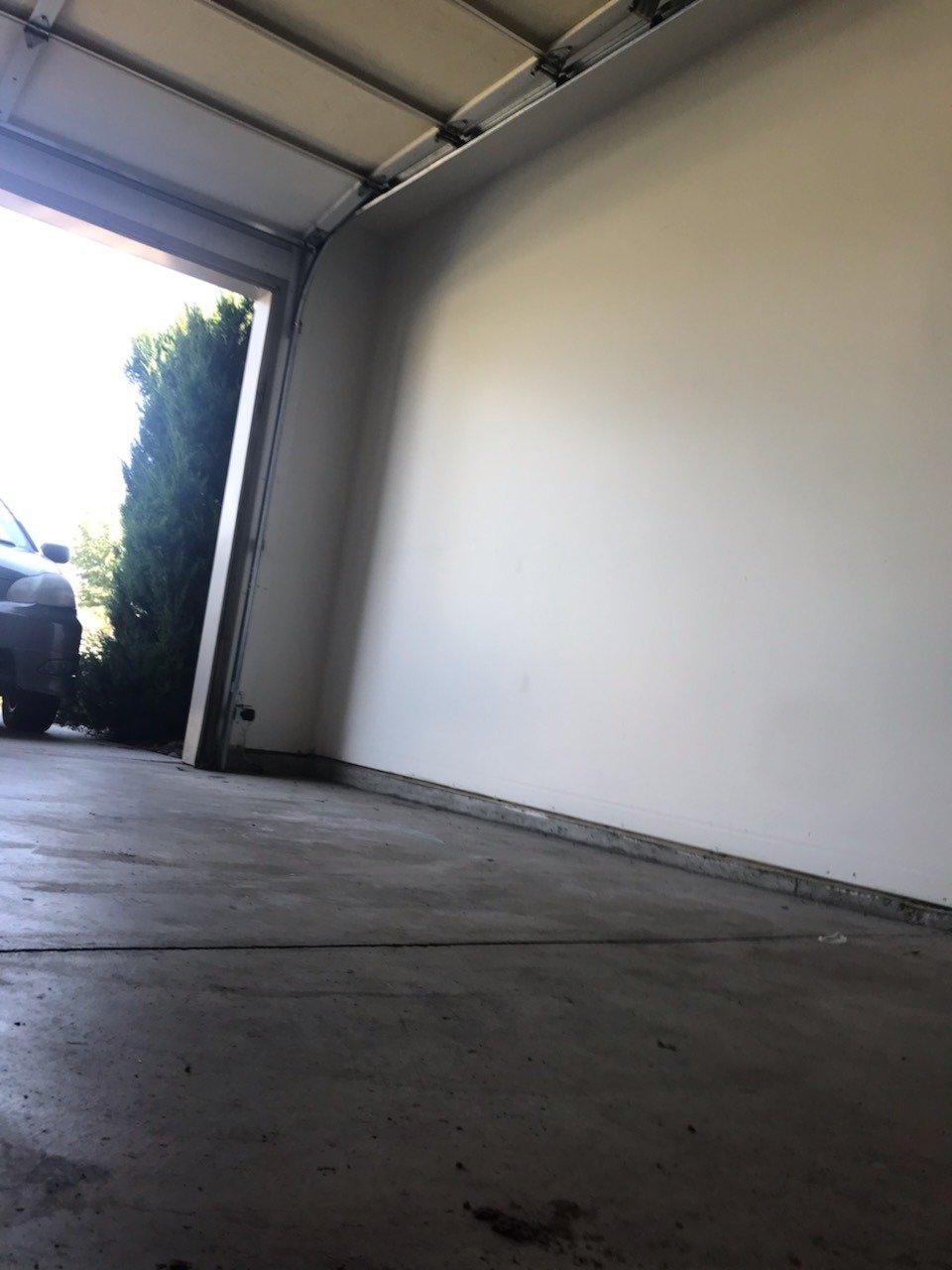 7x5 Garage self storage unit