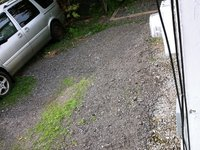 41x17 Driveway self storage unit