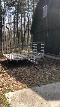 30x16 Unpaved Lot self storage unit