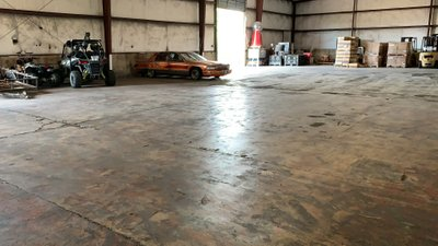 140x70 Warehouse self storage unit