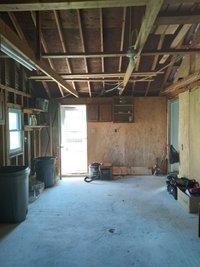 23x13 Garage self storage unit
