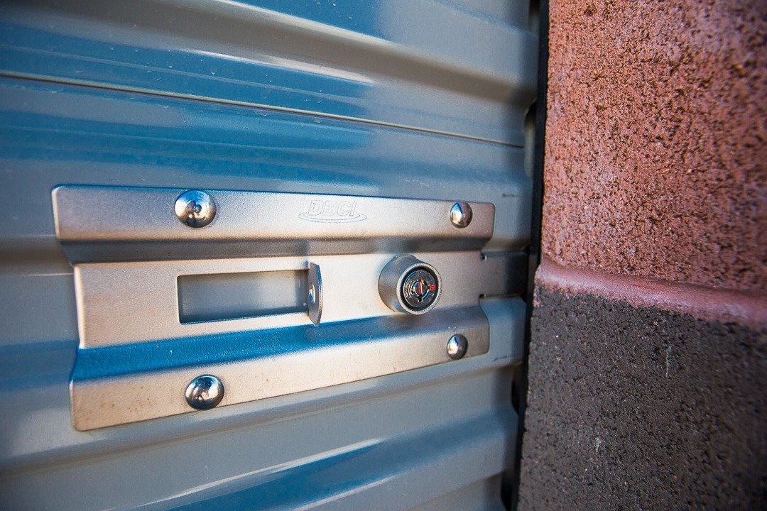 10x10 Self Storage Unit self storage unit