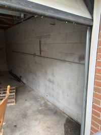 10x25 Garage self storage unit