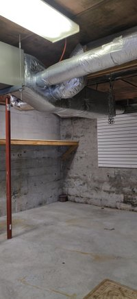 16x8 Garage self storage unit