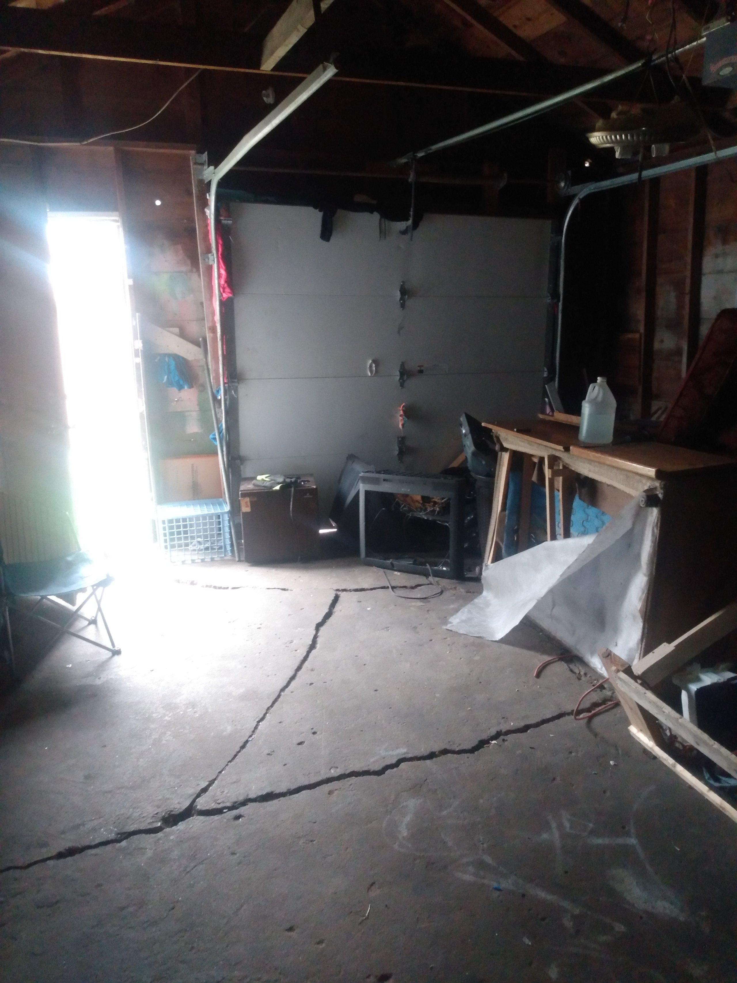 40x20 Carport self storage unit