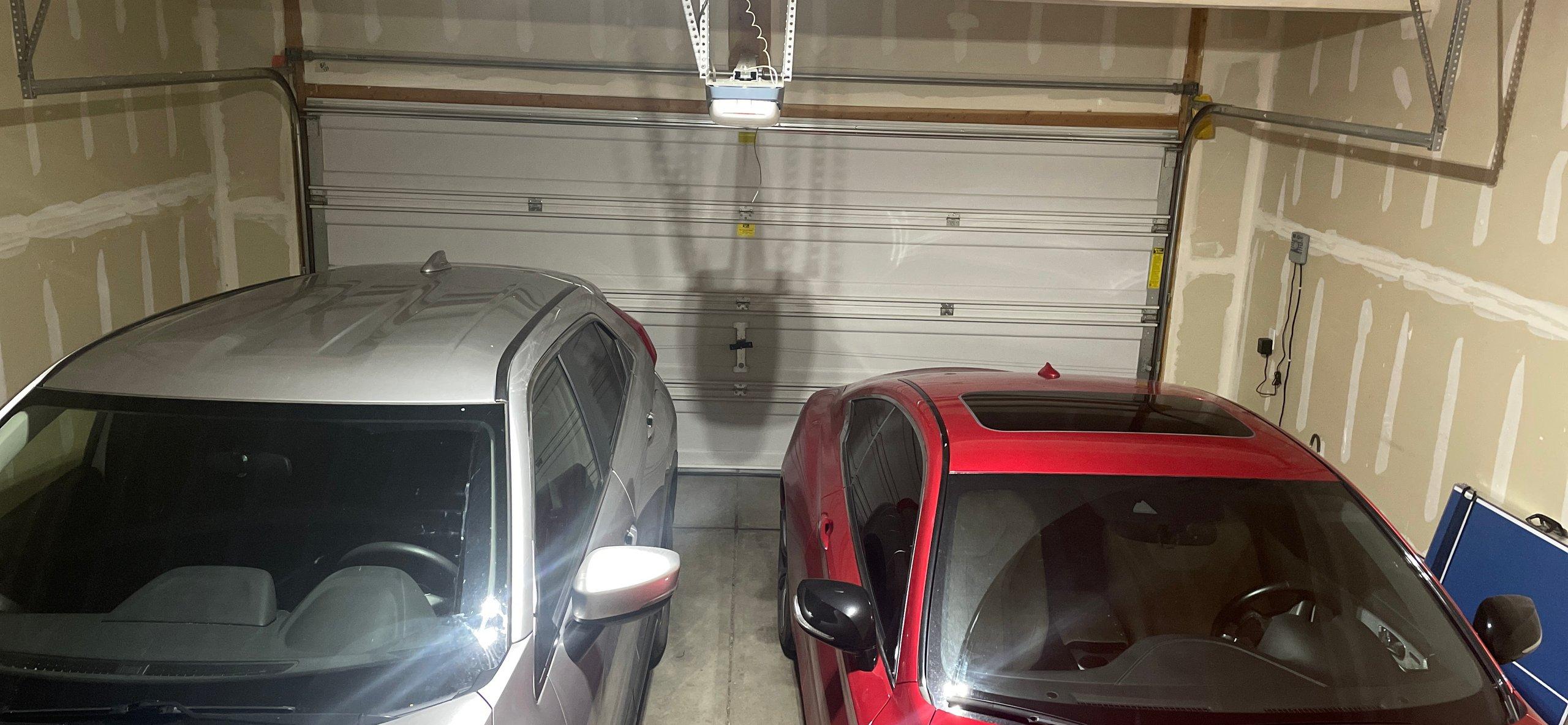 25x20 Garage self storage unit