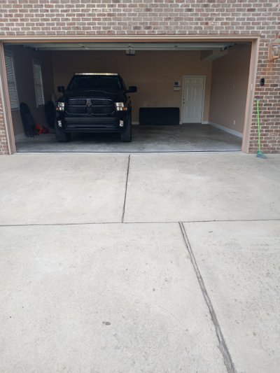 20x12 Garage self storage unit