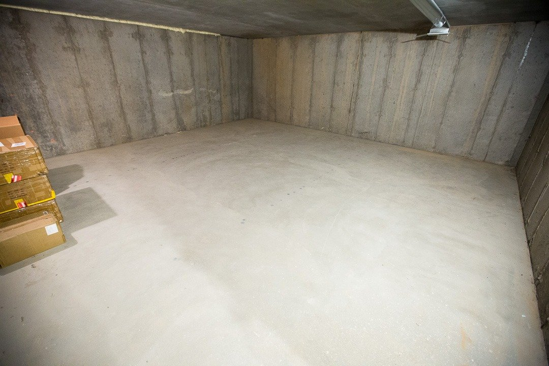 5x10 Basement self storage unit
